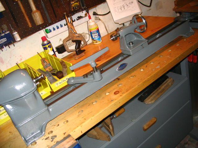 1930 S Craftsman Wood Lathe Model 101 06241 Woodworking