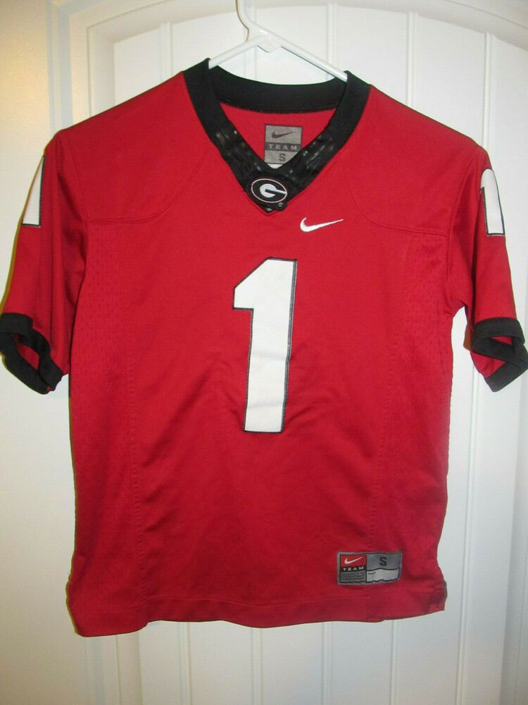 competitive price aef7a f32f9 Sony Michel - Georgia Bulldogs Football jersey - Nike youth ...