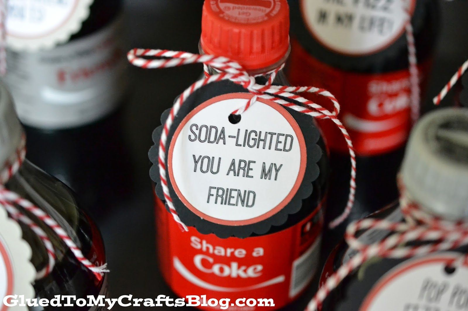 Pay It Forward Gift Tag Printable For Soda Bottles Free To Download Free Printable Gift Tags Gift Tags Printable Coke Gifts