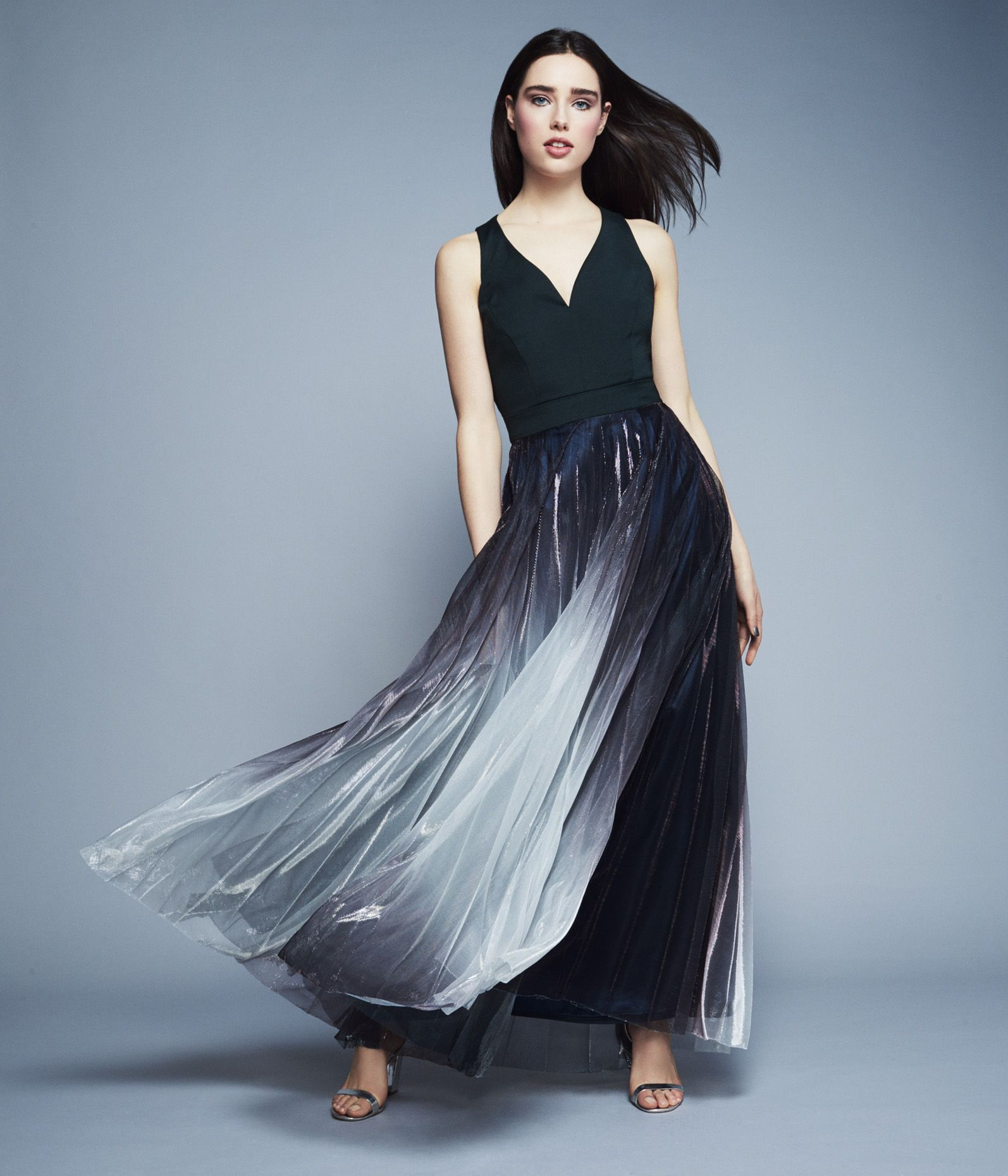 Dresses to wear to a fall wedding for a guest  Roma Maxi Dress Coast AW Collection  Black Tie Ready  Pinterest