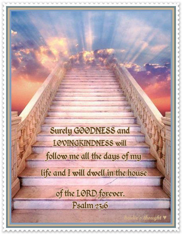 And I Will Dwell In The House Of The Lord Forever