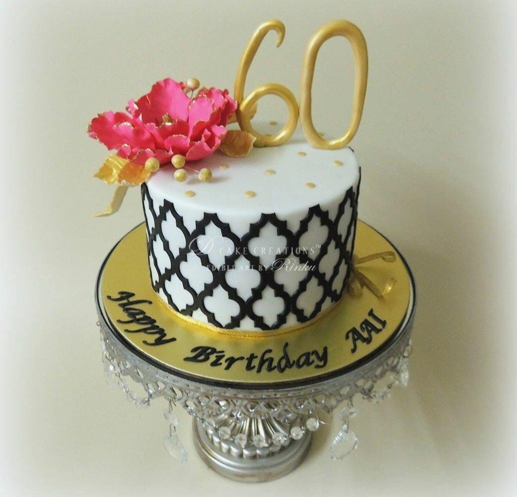 cake ultah desain 1Th Birthday Cake Ideas  Kue ulang tahun sederhana, Desain kue