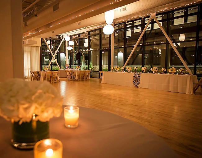 Greenhouse Loft Is One Of The Most Unique Wedding Venues In Chicago
