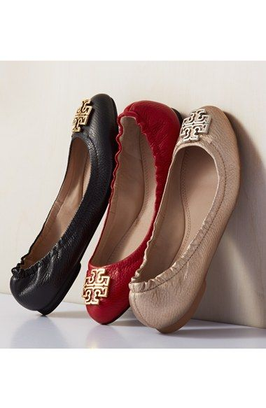 ce74e430b Tory Burch  Melinda  Ballet Flat (Women) (Nordstrom Exclusive ...