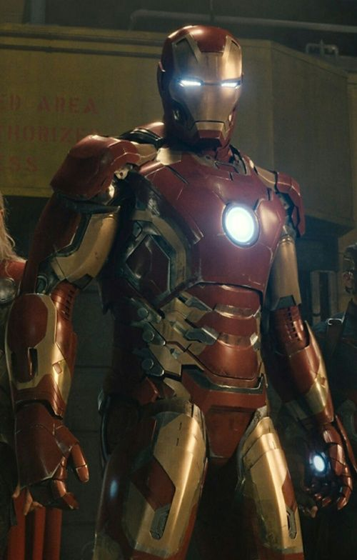 Iron Man discovered by Blogger_2020 on We Heart It