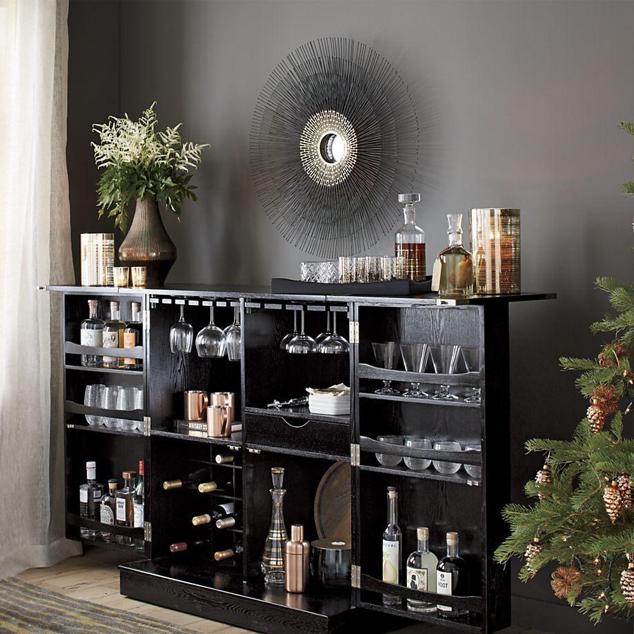 Nice Mini Bar Furniture For Stylish Entertainment Areas