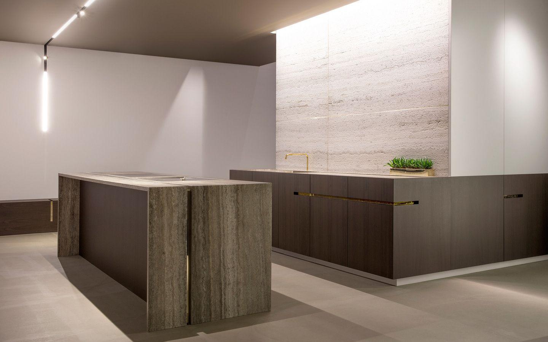Houten tapijt keuken for Interieurinrichting