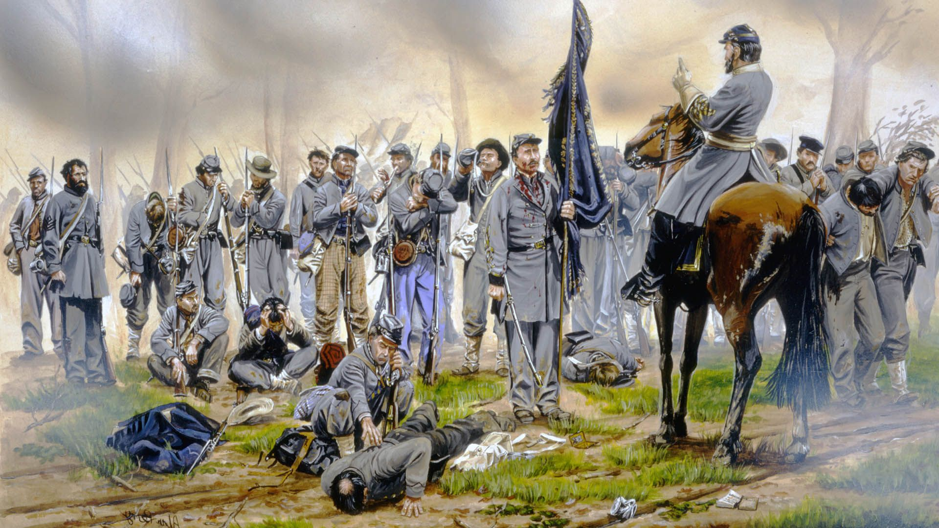 Osprey Publishing Artwork Szukaj W Google Confederate