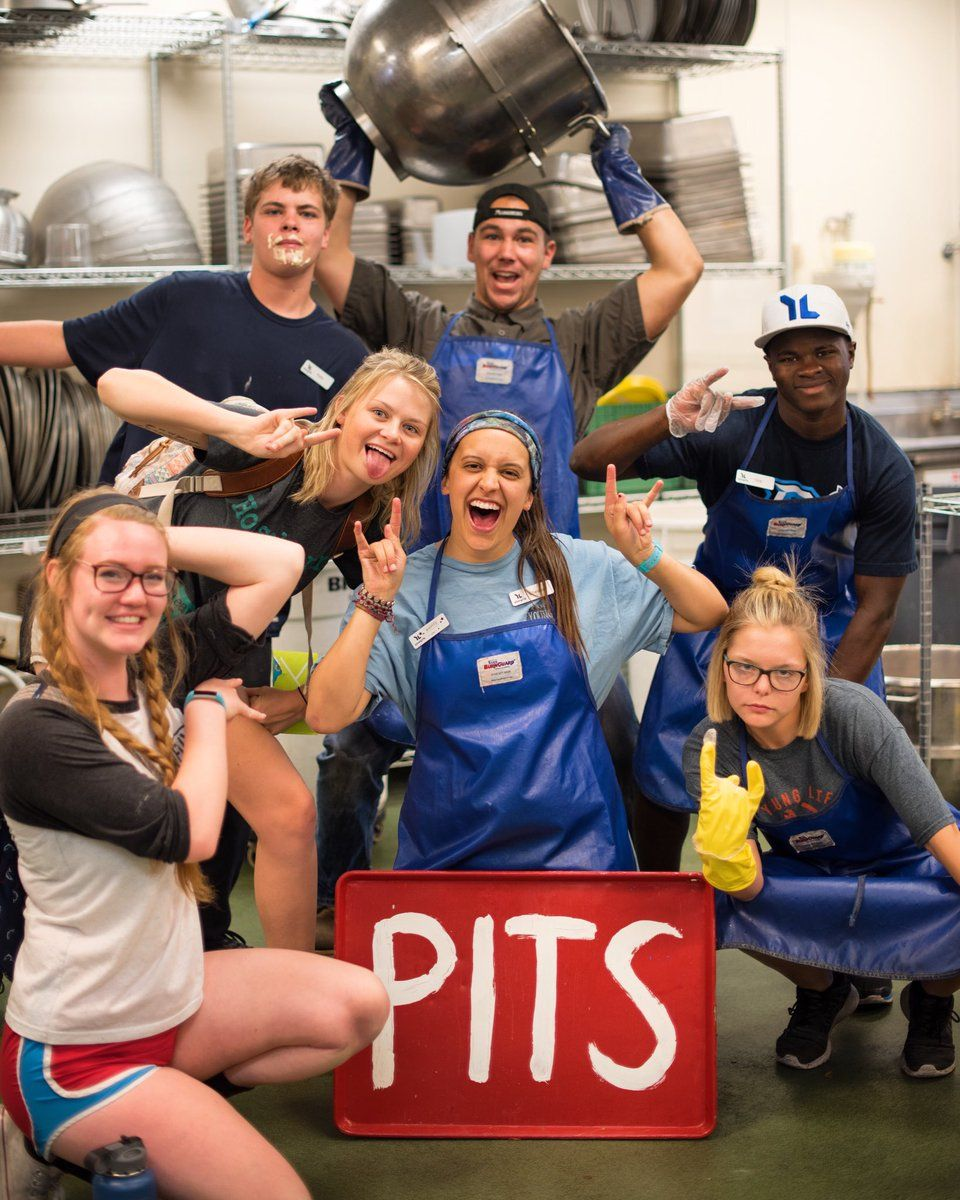 Image result for work crew young life