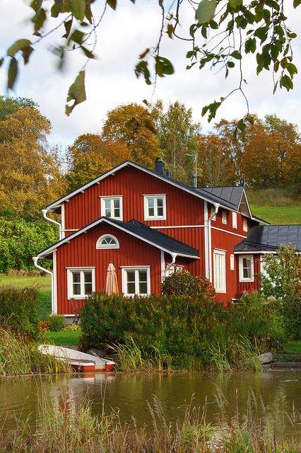 50 Trendy House Exterior Scandinavian Sweden Red Houses House Exterior Swedish House