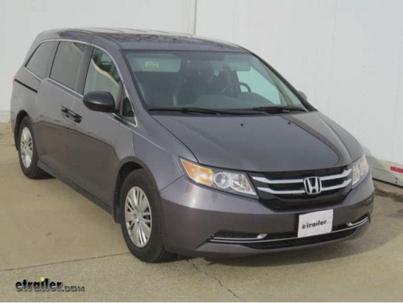 Honda Odyssey 2008 Tire Size