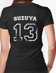 Juuzou Suzuya Collegiate Splatter Womens T-Shirt