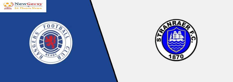 Rangers vs Motherwell Live stream Scottish Premiership