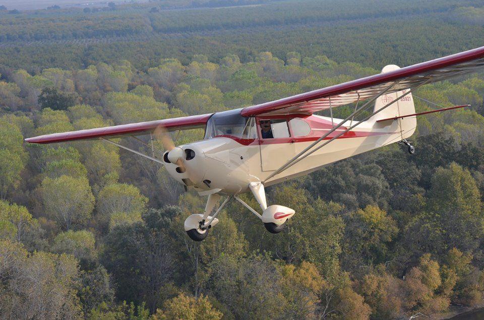 1948 Aeronca 11AC Chief Light sport aircraft, Piper