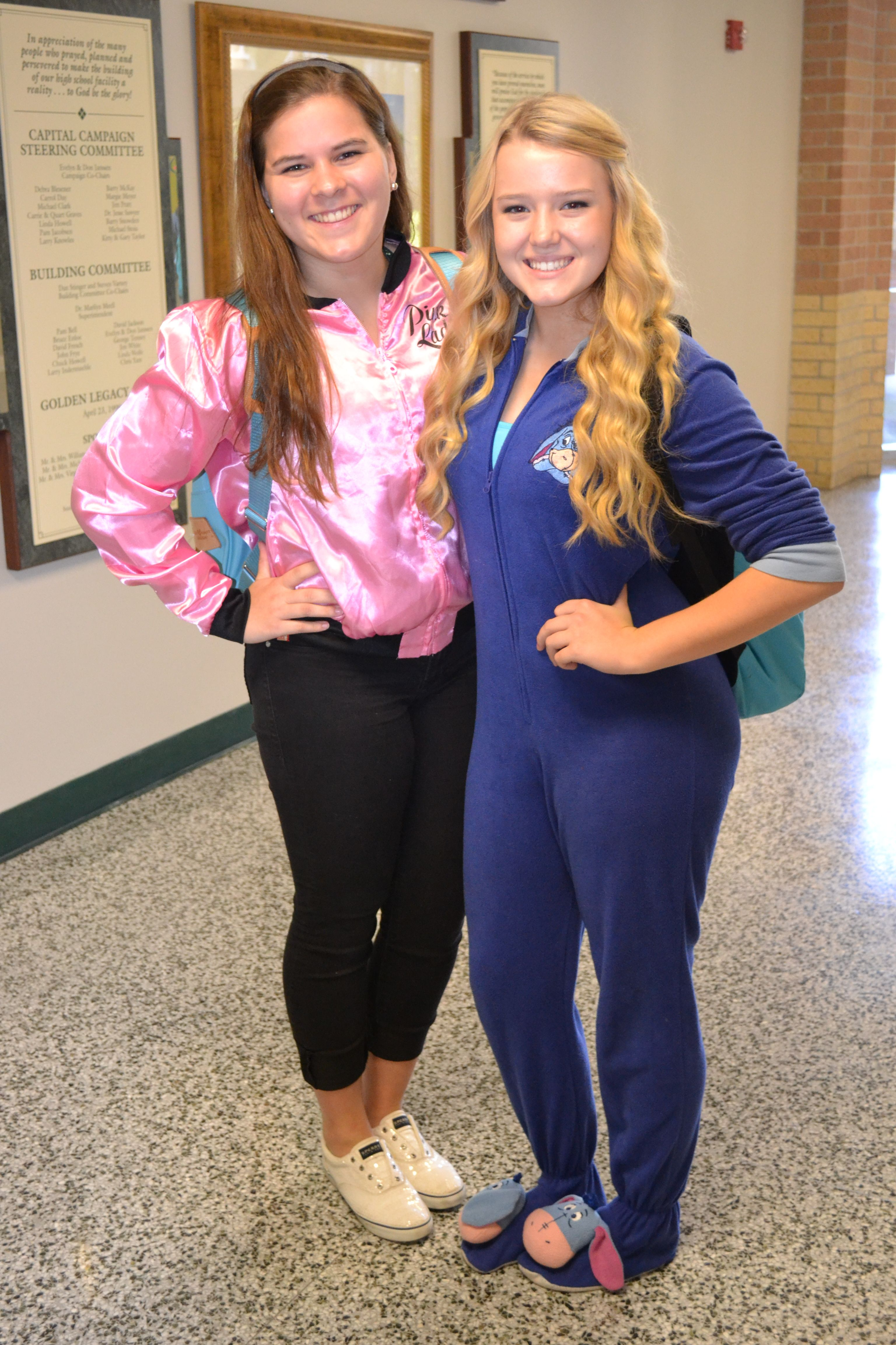 Celebrity/Character Day , High School