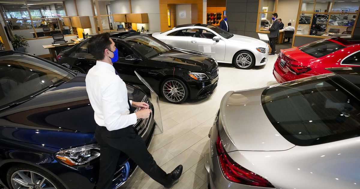 North Texas car dealerships are reopening showrooms after