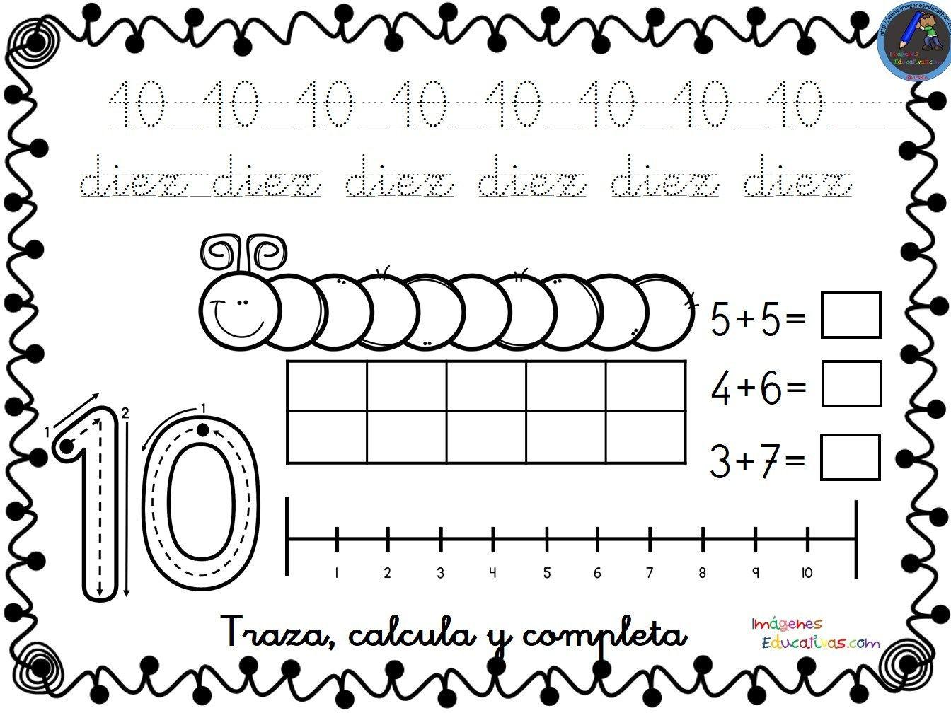 Pin By Perlajazu On Numeros 1 Al 30