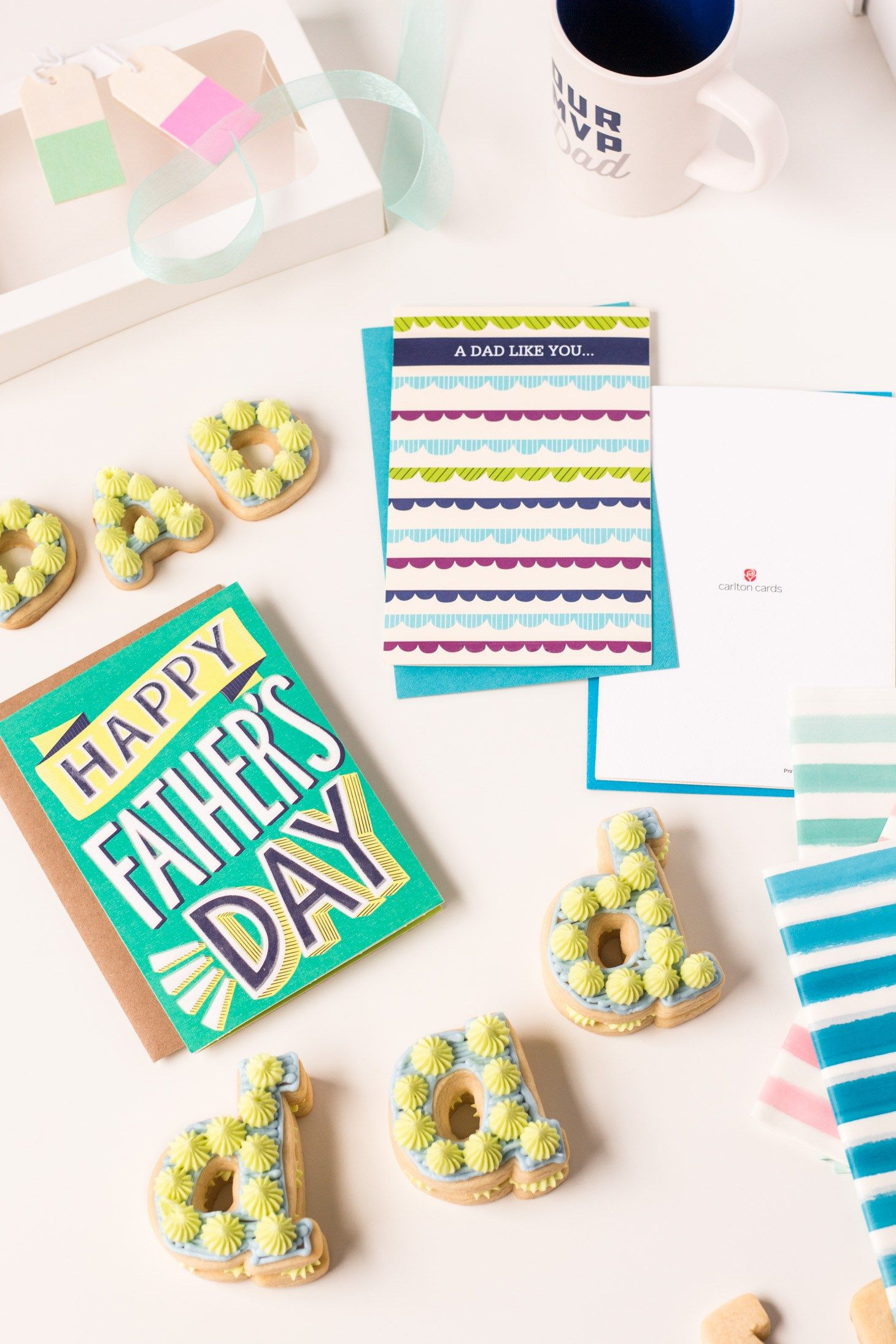 Father's Day Cookie Care Package Jamie Kamber Recipe