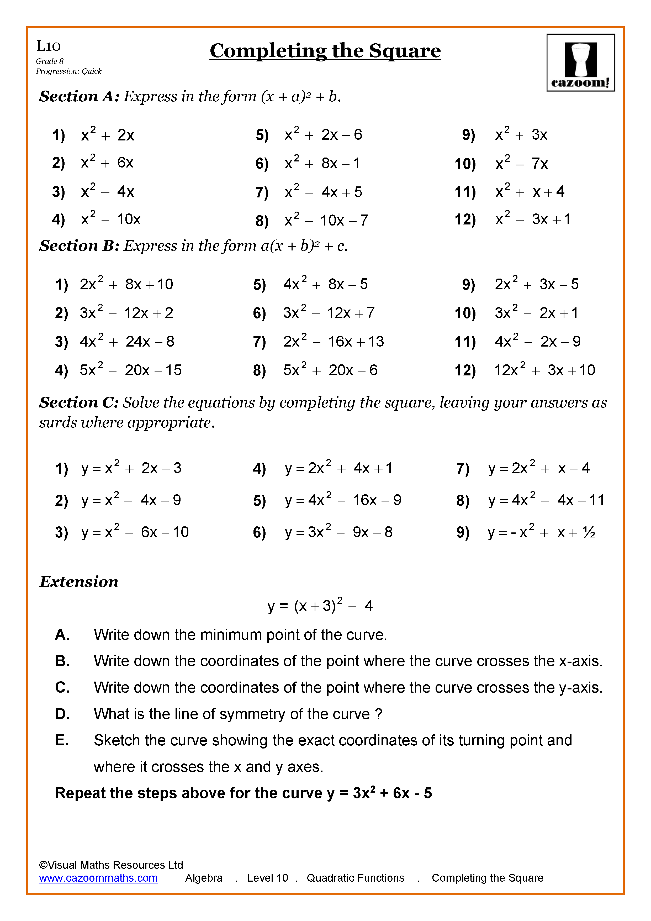 Fun Algebra Worksheets Ks3 And Ks4 Algebra Maths Resources In 2021 Algebra Worksheets Free Math Worksheets Algebra Resources