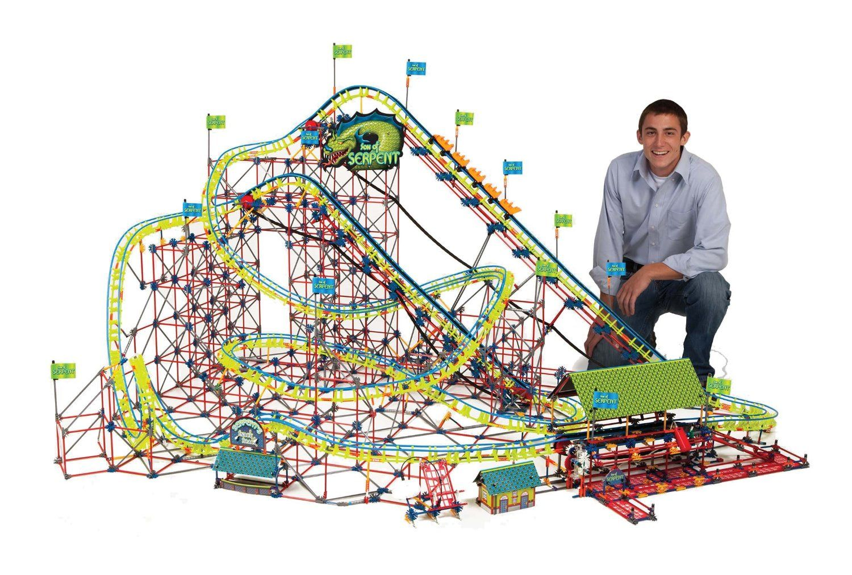 Knex Roller Coaster Games Build Your Own Roller Coaster Knex