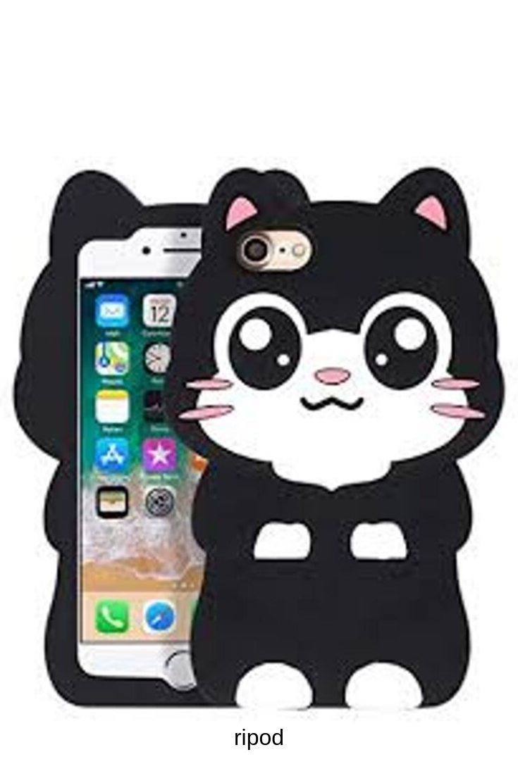 iPhone 6S Case 3D Cartoon Cute Animals