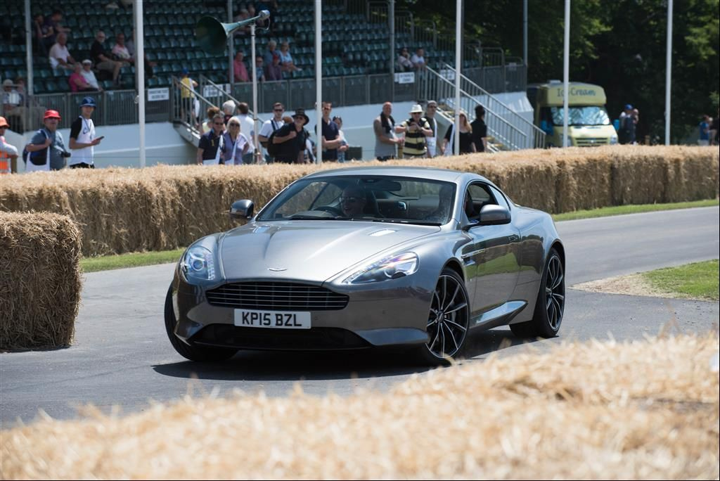 Aston Martin Return To The Goodwood Festival Of Speed With Our Most - Aston martin lineup