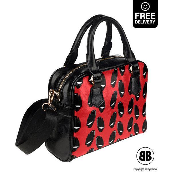 Deadpool Bag Funny Handbag Marvel Dc Comics Original