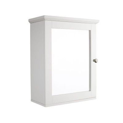 Charmant HANNA Mirror Cabinet (White) | Bathroom Furniture | JYSK Canada