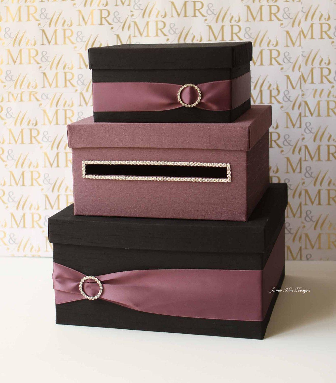 Wedding Card Box Money Box Gift Card Holder custom made