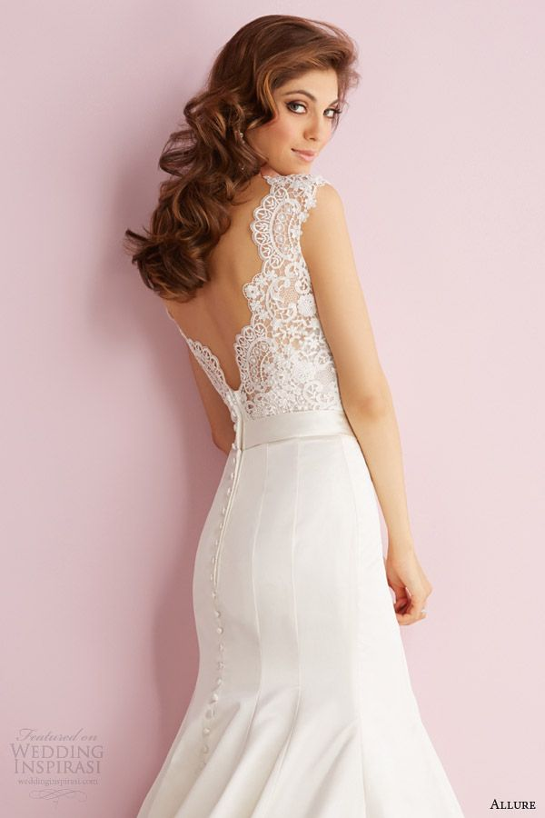 Allure Romance Spring 2014 Wedding Dresses
