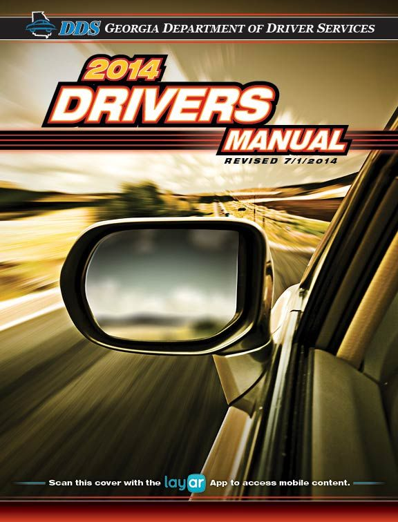 Georgia Drivers Manual  U2013 The Official Manual From The