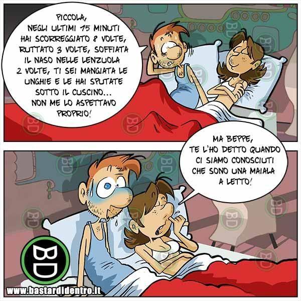 Bastardidentro Vignette Lavoro Immagini Divertenti
