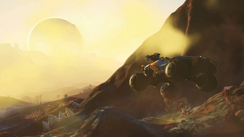 No Mans Sky was built for this photo mode