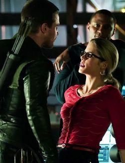 Season 1 Olicity - Oliver & Felicity