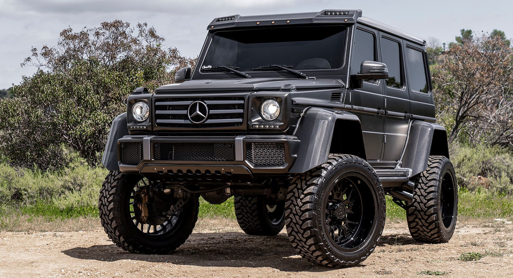 Mercedes Benz G500 4 4 Laughs In The Face Of The New Model Mercedes Benz G500 Mercedes Mercedes Benz