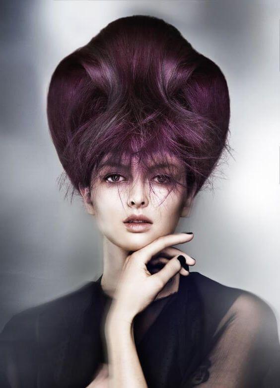 Diversión y halagos peinados trap Fotos de cortes de pelo Consejos - Recopilación de los peinados extravagantes más raros   Los ...