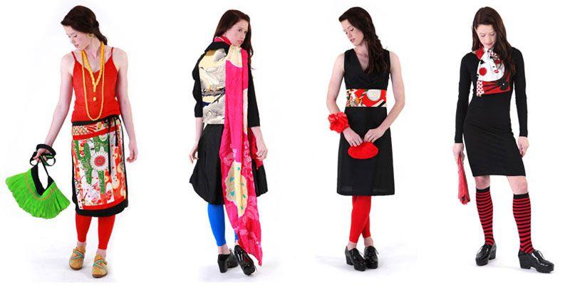 Yoshi Jones, moda de inspiración japonesa | BEAUTY & STYLE ...