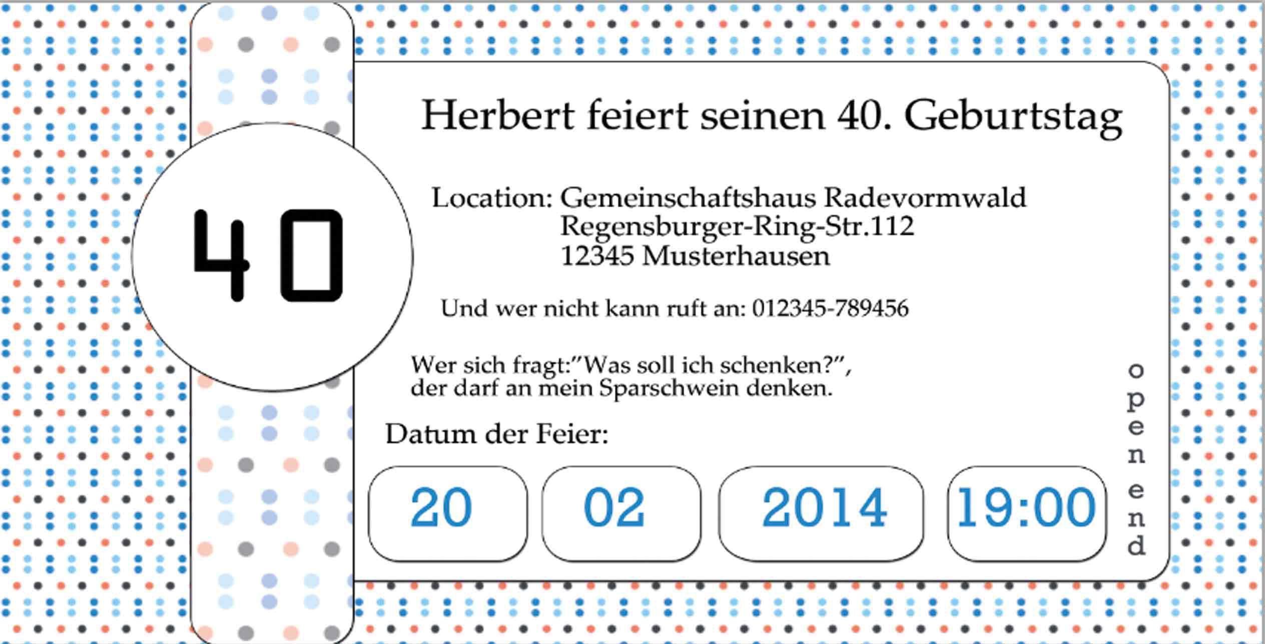 Einladungskarten Zum Ausdrucken Für Kindergeburtstag