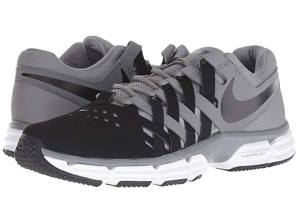 purchase cheap db70d 0c48b Nike Lunar Fingertrap TR (Cool Grey/Black) Men's Shoes. There's no games