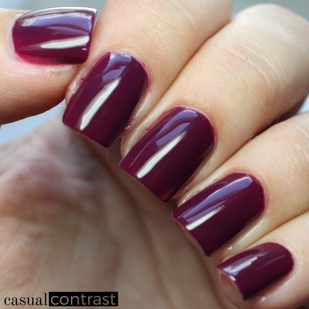 OPI Kerry Blossom from the OPI Washington, D.C. Collection for Fall ...