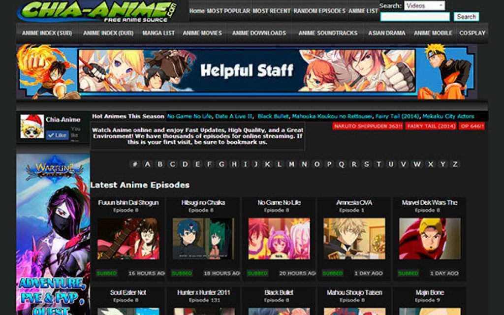 Free KissAnime Alternatives 14 Best Streaming Sites For