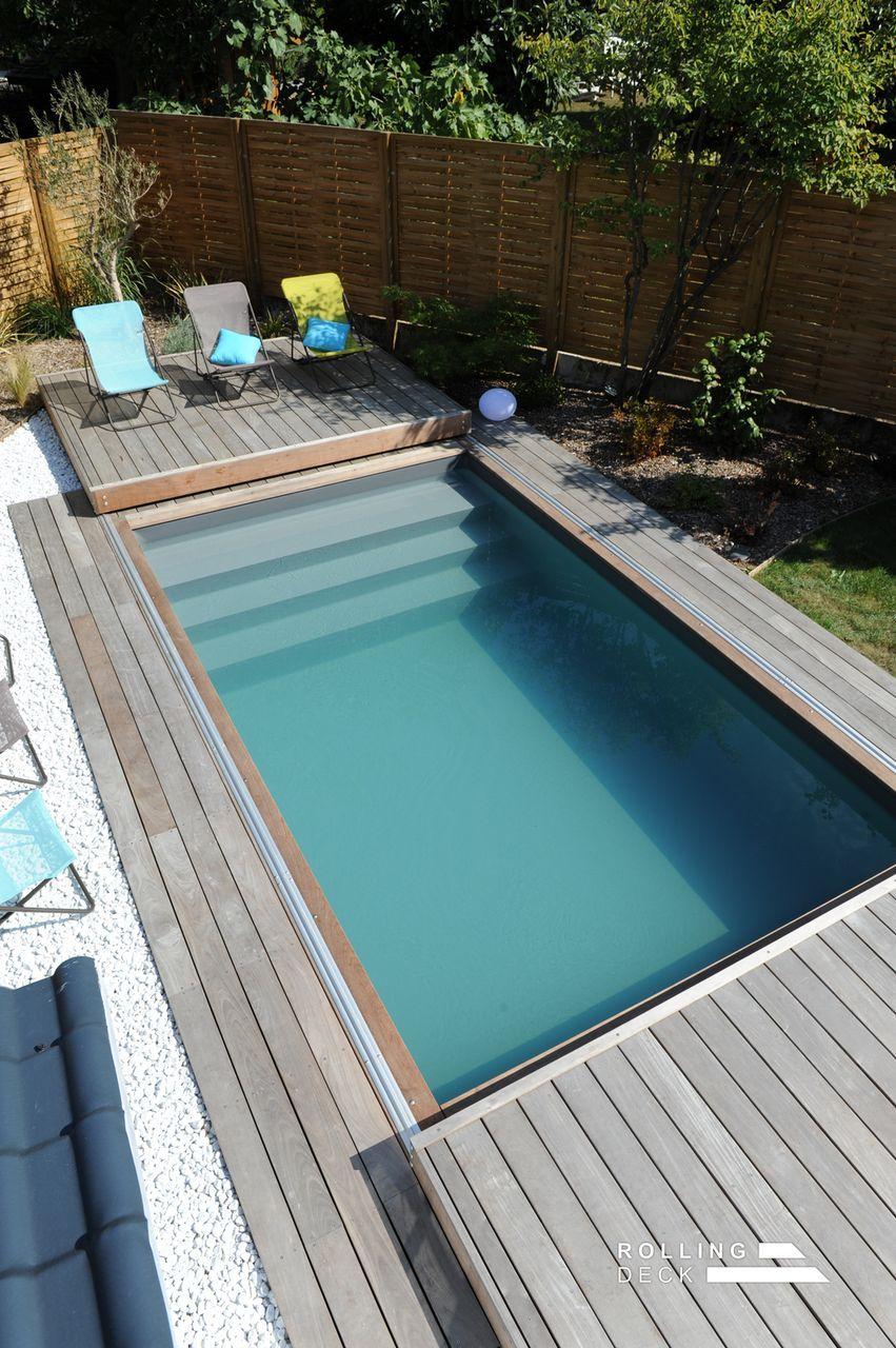 Terrasse Piscine Mobile Plunge Pool Pool Designs Backyard Home