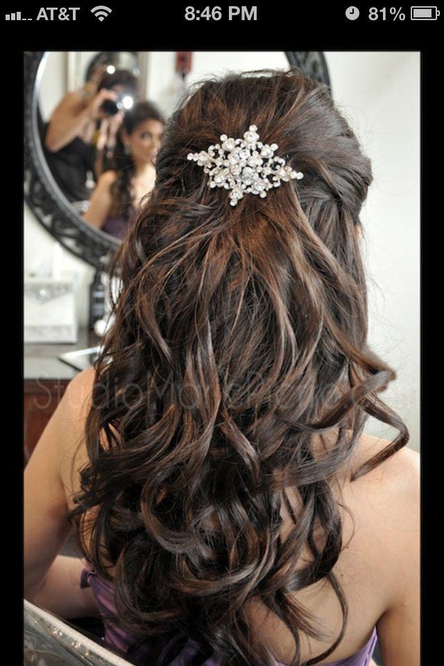 Color  peinados de novia