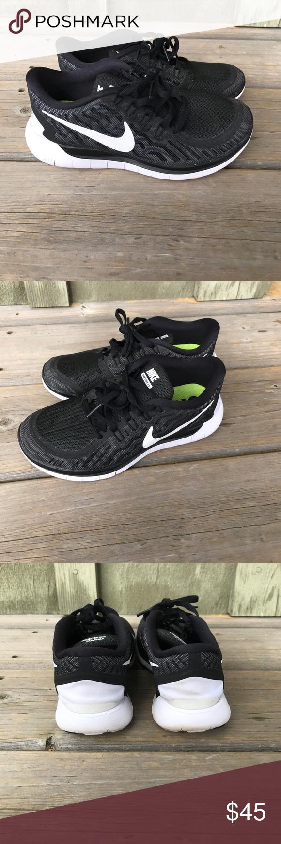 ángel herir Tierra  Women's Nike Free 5.0 RUNNING Barefoot Ride size 5 | Nike women, Womens  running shoes, Women shoes