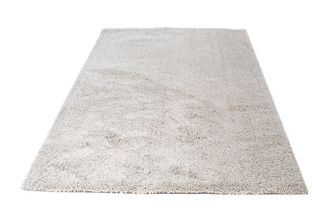 The Cross Rug 70009 by Brink and Campman are woven in the Netherlands from pure new wool. Available in four different sizes, the Cross 70009 offers a luxurious shaggy rug in ivory white.