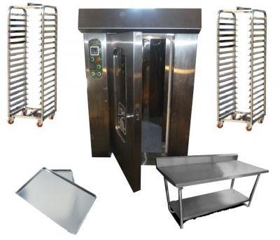 Hornos industriales a diesel para panaderia y pasteleria for Equipos restaurante