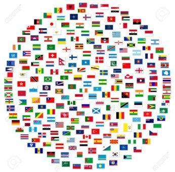 Resultado De Imagen Para Banderas Maletas Pinterest Searching