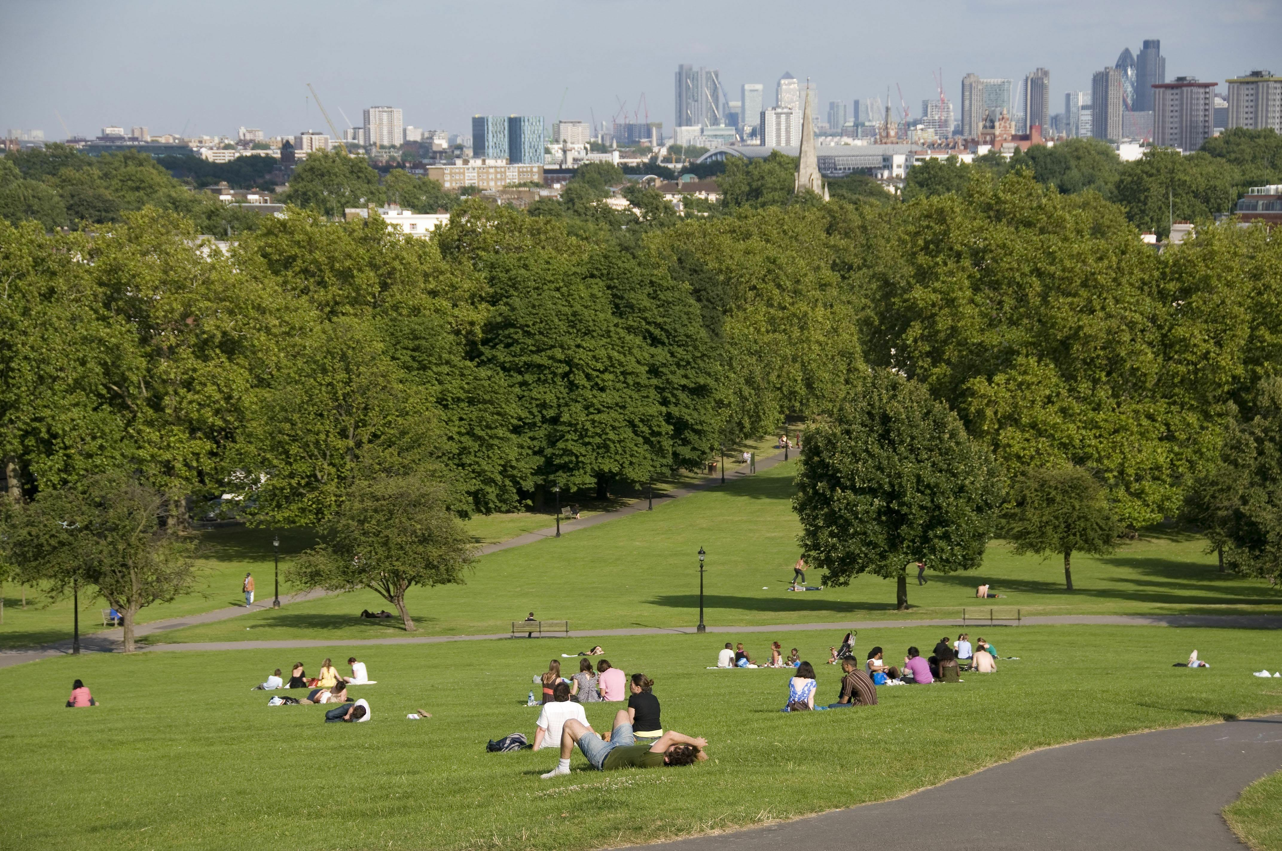 Primrose Hill - London