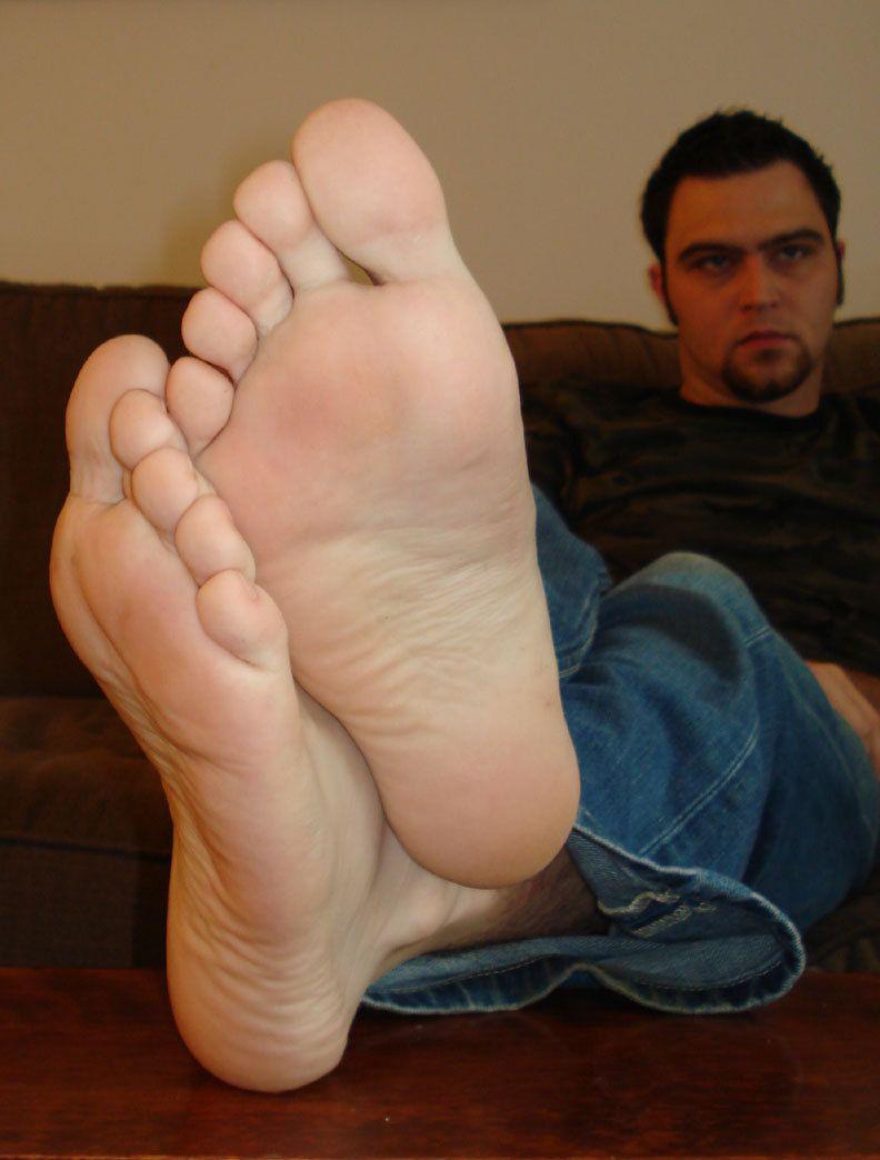 Pin on Male feet