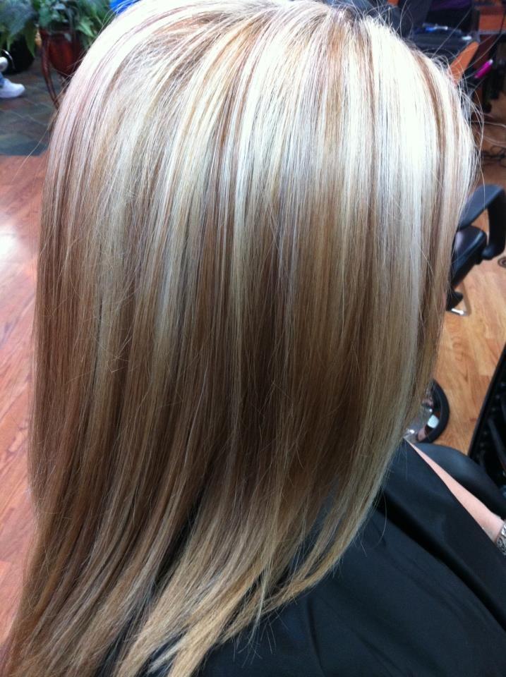 Natural Hi Lite Amp Low Lite In Blonde Hair Perfect For